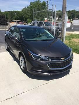 2017 Chevrolet Cruze for sale in Kansas City, KS