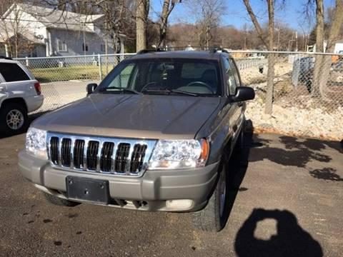 2001 Jeep Grand Cherokee for sale in Kansas City, KS