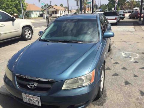 2006 Hyundai Sonata for sale in Redlands, CA