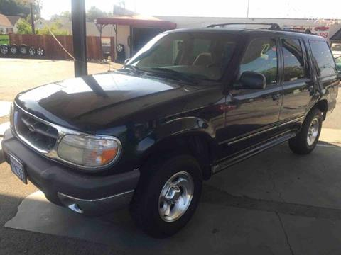 2001 Ford Explorer for sale in Redlands CA