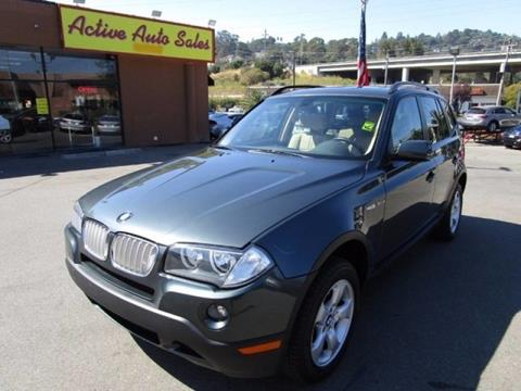 2008 BMW X3 for sale in Corte Madera, CA