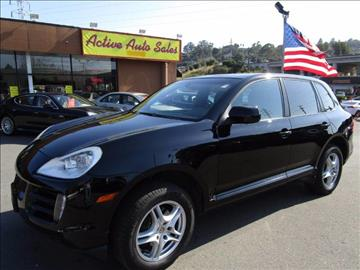 2008 Porsche Cayenne for sale in Corte Madera, CA