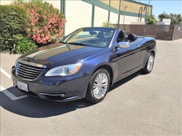 2011 Chrysler 200 Convertible for sale in Corte Madera, CA