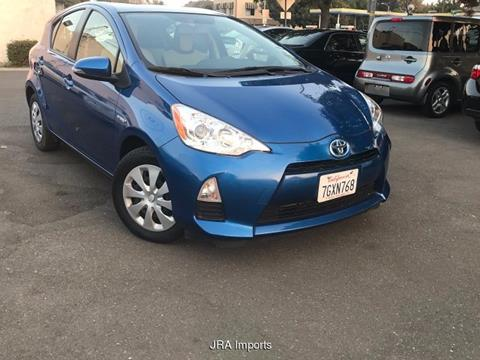 2014 Toyota Prius c for sale in Tracy, CA