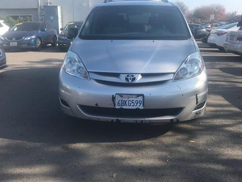 2007 Toyota Sienna for sale in Tracy, CA