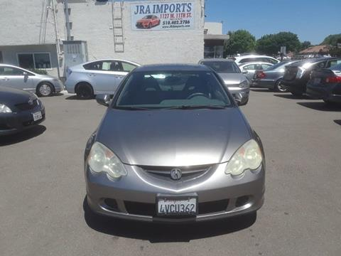 2002 Acura RSX for sale in Tracy, CA