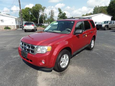 2009 Ford Escape for sale in Perry, OH