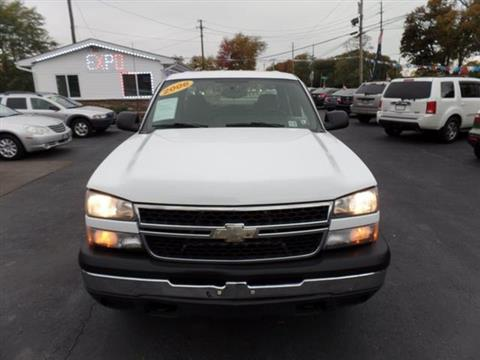 2006 Chevrolet Silverado 1500 for sale in Perry, OH