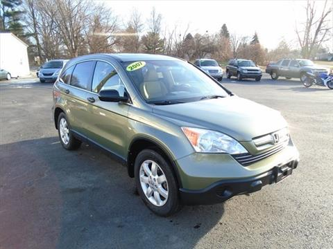 2007 Honda CR-V for sale in Perry, OH