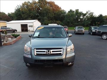 2006 Honda Pilot for sale in Perry, OH