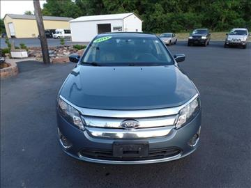 2011 Ford Fusion for sale in Perry, OH