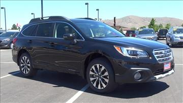 2017 Subaru Outback for sale in Carson City, NV