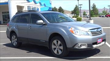 2011 Subaru Outback for sale in Carson City, NV