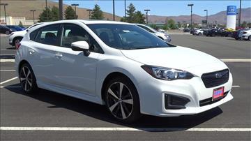 2017 Subaru Impreza for sale in Carson City, NV