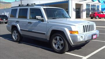 2006 Jeep Commander for sale in Carson City, NV