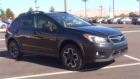 2014 Subaru XV Crosstrek for sale in Carson City, NV