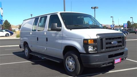 2012 Ford E-Series Cargo for sale in Carson City, NV