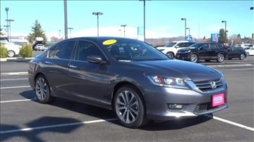 2014 Honda Accord for sale in Carson City, NV
