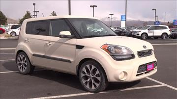2013 Kia Soul for sale in Carson City, NV