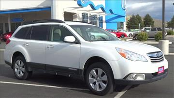 2012 Subaru Outback for sale in Carmel, NV