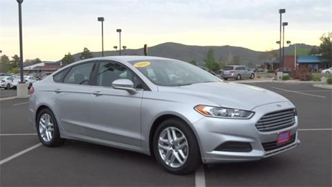 2016 Ford Fusion for sale in Carmel, NV