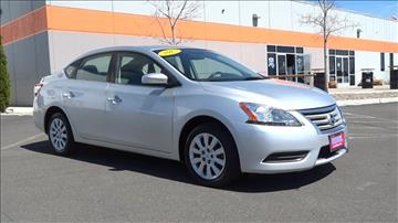 2015 Nissan Sentra for sale in Carmel, NV