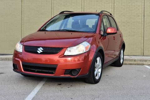 2009 Suzuki SX4 Crossover for sale in Lexington, KY