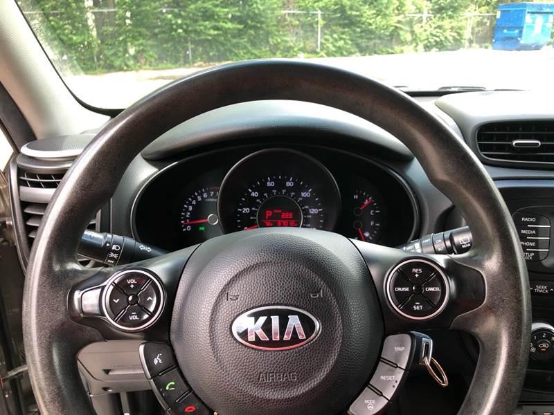 2015 Kia Soul + 4dr Crossover In Lexington KY - Hadi Auto Sales