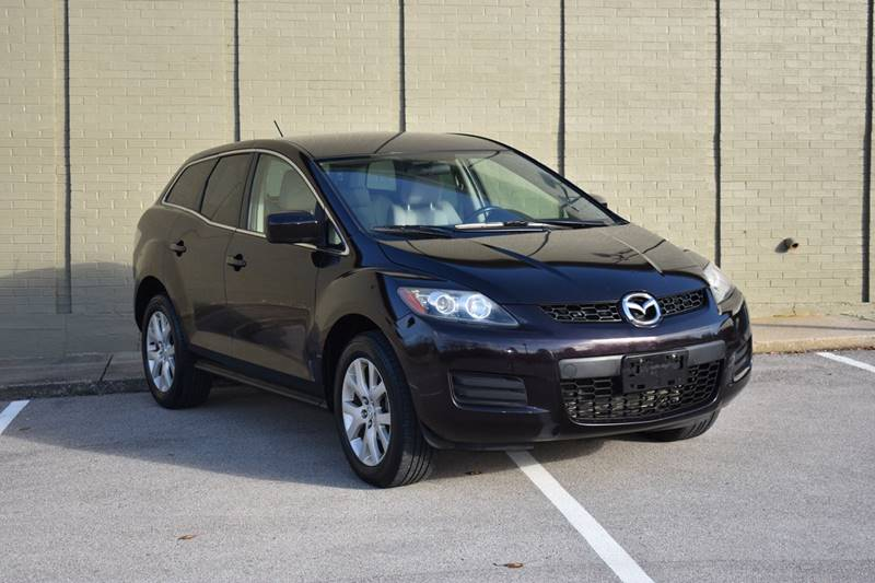 2009 Mazda CX-7 for sale at Hadi Auto Sales in Lexington KY