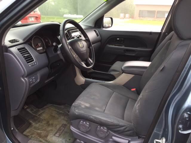2008 Honda Pilot 4x4 VP 4dr SUV - Lewiston ME