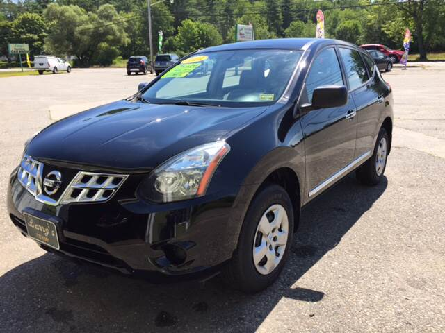 2014 Nissan Rogue Select AWD S 4dr Crossover - Lewiston ME