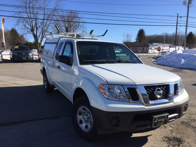 2013 Nissan Frontier 4x2 S 4dr King Cab 6.1 ft. SB Pickup 5A - Lewiston ME