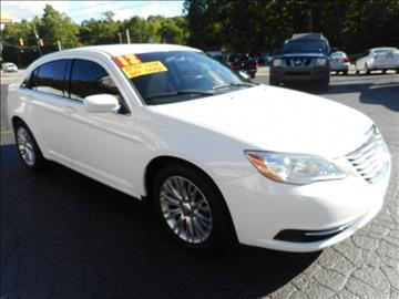 2012 Chrysler 200 for sale in Norcross, GA