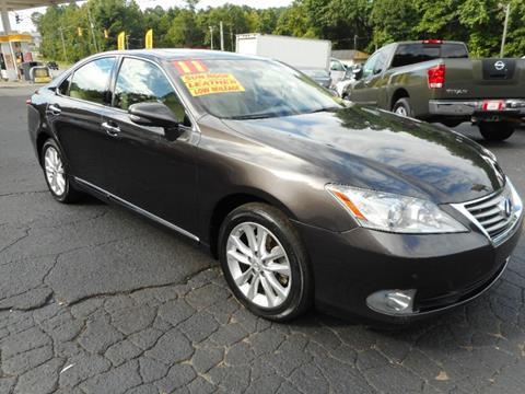 2011 Lexus ES 350 for sale in Norcross, GA