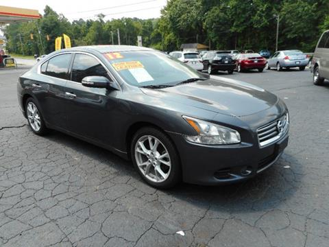 2012 Nissan Maxima for sale in Norcross, GA