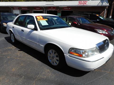 2003 Mercury Grand Marquis for sale in Norcross, GA