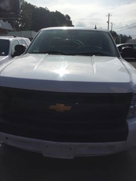 2010 Chevrolet Silverado 1500 for sale in Norcross, GA