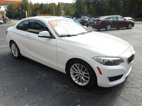 2015 BMW 2 Series for sale in Norcross, GA