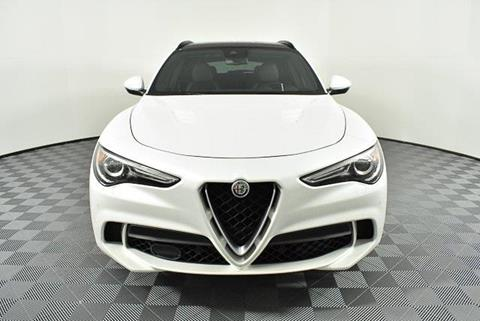 2019 Alfa Romeo Stelvio Quadrifoglio For Sale Carsforsale Com