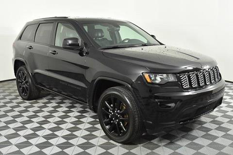 2017 Jeep Grand Cherokee for sale in Norcross, GA
