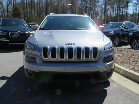 2014 Jeep Cherokee for sale in Norcross, GA