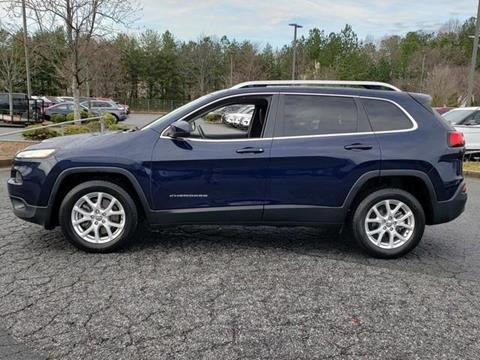 2016 Jeep Cherokee for sale in Norcross, GA