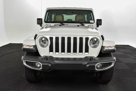 2018 Jeep Wrangler Unlimited for sale in Norcross, GA