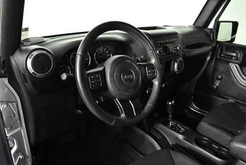 2017 Jeep Wrangler Unlimited for sale in Norcross, GA