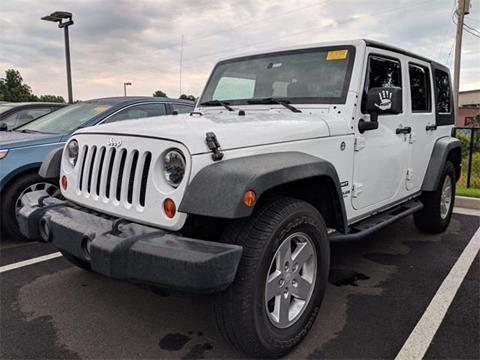 2012 Jeep Wrangler Unlimited for sale in Norcross, GA