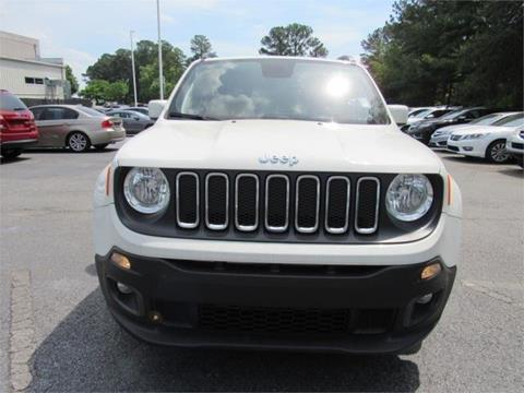 2018 Jeep Renegade for sale in Norcross, GA