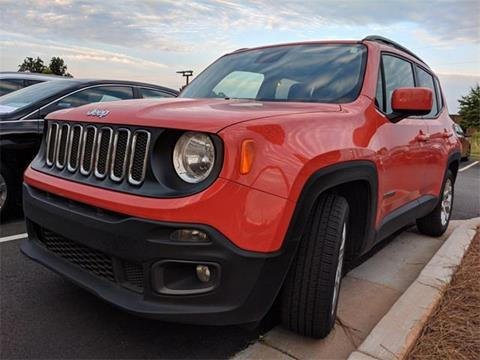 2016 Jeep Renegade for sale in Norcross, GA