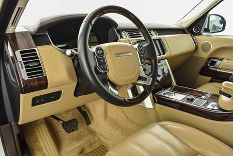 2016 Land Rover Range Rover for sale in Norcross, GA
