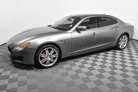 2016 Maserati Quattroporte for sale in Norcross, GA