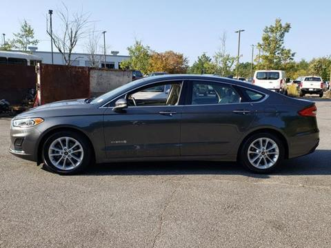 2019 Ford Fusion Hybrid for sale in Norcross, GA